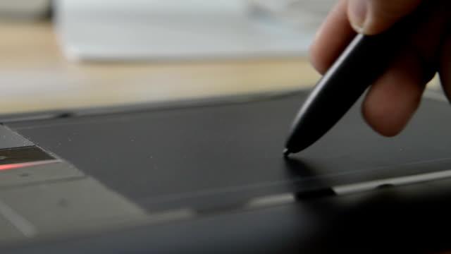 Artista Penna digitale