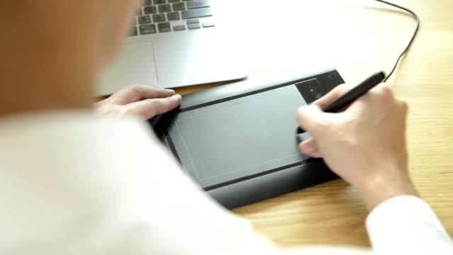 Digital artist pen