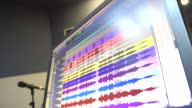 Digital Audio Workstation Screen