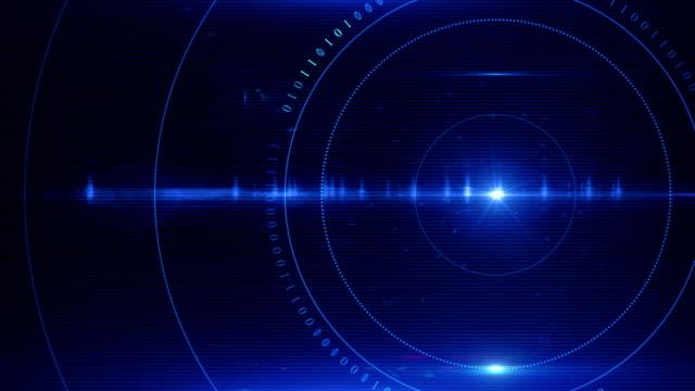 Digitale Hintergrund