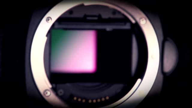 Digital Camera CCD Sensor