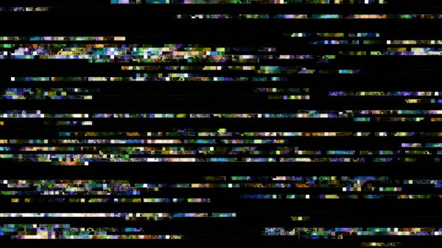 Digital TV malfunction (Video Loop).