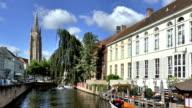 Dijver Canal - Bruges, Belgium