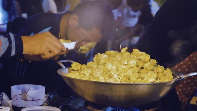 Dim Sum Shumai Chinese Cuisine in night market