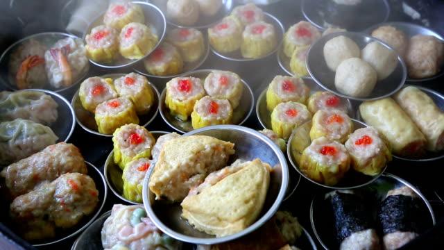Dim Sum Shumai kinesiska köket