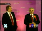 Dimbleby 031138 GIR ex Sedgefield Reg Keys live 2 way interview ex Sedgefield SOT no regrets it's been a wellfunded professionally backed campaign /...
