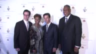 Dionne Warwick Leon Andre Leon Talley Leon Talley at the World Trade Center and Maybach Foundation Documentary Arts Project Reception at New York NY