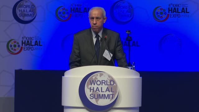 Director General of the Islamic Centre for Development of Trade El Hassane Hzaine Secretary of the International Islamic Fiqh Academy Abdul Salam...