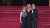 Director Jodie Foster Julia Roberts George Clooney and his wife Amal Dominic West Jack O'Connell Caitriona Balfe and more on the red carpet after the...