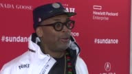 Director Spike Lee said that someone must have told Charlotte Rampling that her comments on Oscar diversity would mean she would not win anything