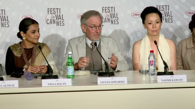 Director Steven Spielberg says he found himself with an open year which allowed him to accept the Cannes Film Festivals invitation to head the jury...
