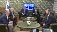 DirectorGeneral of Russia's official TASS news agency Sergey Mikhaylov and an accompanying delegation visited Anadolu Agency's office in Istanbul on...
