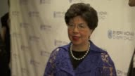 DirectorGeneral of the World Health Organization Dr Margaret Chan at United Nations Every Woman Every Child Dinner 2012 at MOMA on September 25 2012...