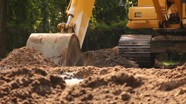 Dirt Excavation