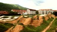 HD CRANE: BMX Moto Jumping