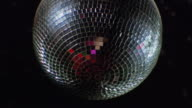 CU LA Disco ball rotating, Cairns, Queensland, Australia