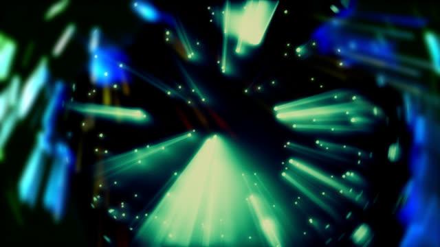Disco music lights