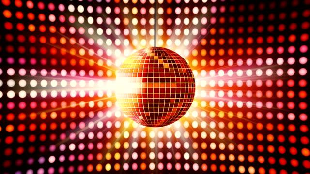 Disco night Mirrorball