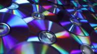 DVD discs background, HD, NTSC