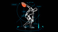 3D Discus Thrower