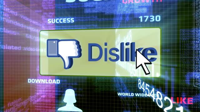 Dislike Button In The Virtual World