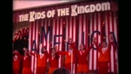1969 Disneyland The Kids of the Kingdom singing group