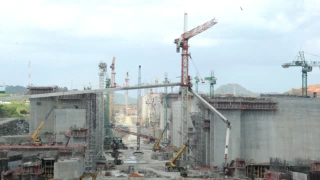 A dispute over a $16billion cost overrun in the Panama Canal's expansion takes a new twist after a Spanish company leading the project denied it...