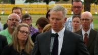 KDVR District Attorney George Brauchler Discusses Aurora Theater Shooter Sentencing after the trial ended in Centennial Colorado on Aug 7 2015