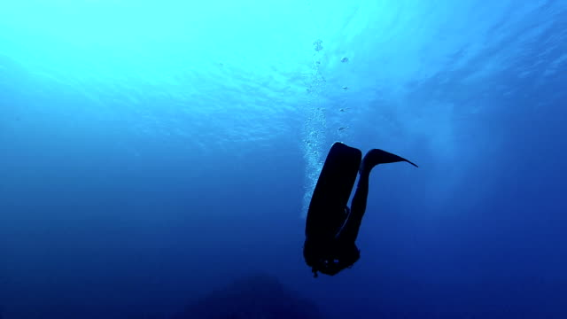 Diving Alone