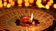 CU Diwali pooja kalash with currency note
