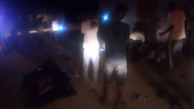Doce personas murieron el miercoles en un cuadruple atentado suicida en Maiduguri en el noreste de Nigeria que no ha sido reivindicado pero por sus...
