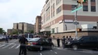 A doctor turned gunman opened fire inside a New York City hospital killing one woman and wounding at least six other victims one June 30 2017 in New...