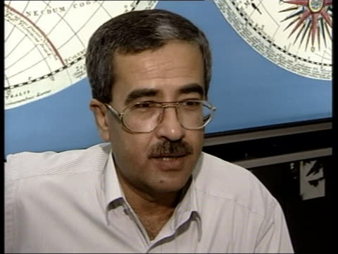 Doha INT Majid Kahader speaking on phone to correspondent in Afghanistan SOT This information try to confirm it because we might add it later to your...