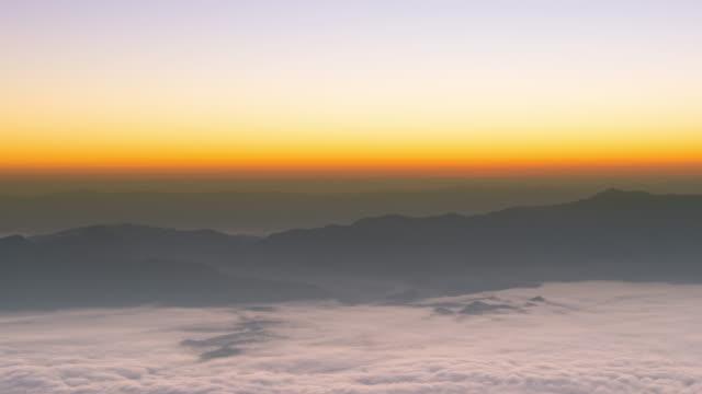 Doi Luang Chiang Dao at sunrise