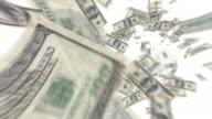 100,-US-Dollar-Noten -
