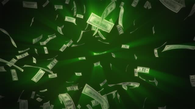 Pioggia di dollari