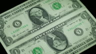 US Dollar rotating effect
