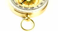 Dolly-Schuss der goldene Kompass