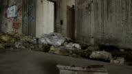 Dolly Shot:Abandoned building