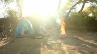 HD DOLLY:Camping