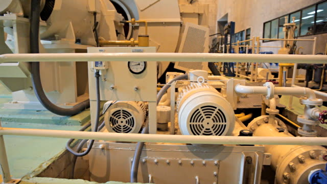 Dolly:Electricity generator in power plant.