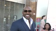 INTERVIEW Dolvett Quince talks about how much he is worth in a bachelor auction outside the Babes For Boobs Event at El Rey Theatre in Los Angeles in...
