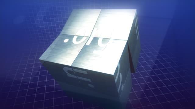 Domain cube
