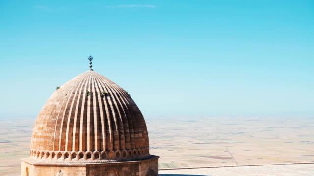 Dome and Mesopotomia - Mardin Turkey