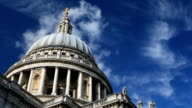 Dome of St Paul's Cathedral London