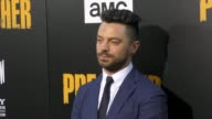 Dominic Cooper at the Premiere Of AMC's 'Preacher' Season 2 on June 20 2017 in Los Angeles California