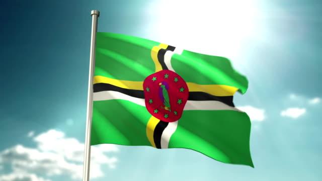 4K Dominica vlag