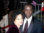 Don Cheadle at the 'Ocean's Twelve' Los Angeles Premiere Arrivals at Grauman's Chinese Theatre in Hollywood California on December 8 2004
