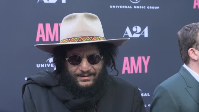 INTERVIEW Don Was on Amy Winehouse's unique sound and her legacy at The US Premiere Of AMY Presented By Chairman CEO Of Universal Music Group Lucian...