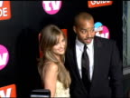 Donald Faison and guest at the 2005 TV Guide and Inside TV Emmy Awards After Party at the Hollywood Roosevelt Hotel in Hollywood California on...